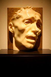 Adolfo Wildt, La Maschera del dolore (autoritratto) (1909)