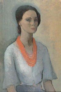 Bice Lazzari, autoritratto,1929