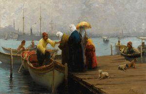 Fausto Zonaro, il Pittore di Istanbul