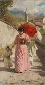 Luigi Nono, Mattino, 1892