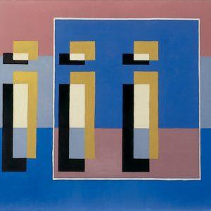 Mario Radice, Composizione C.F.-123B_1936-1938, olio su tela, cm-66x72, Pinacoteca Civica Como