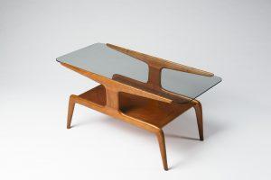 Gio Ponti Tavolo in legno 1960 circa